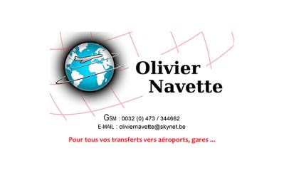 Olivier Vercampst – Navette aéroport – Hainaut