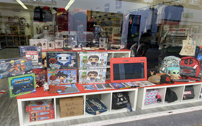 Shop For Geek – Produits dérivés – 1400 Nivelles