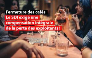 fermeture cafes bruxellois covid 19