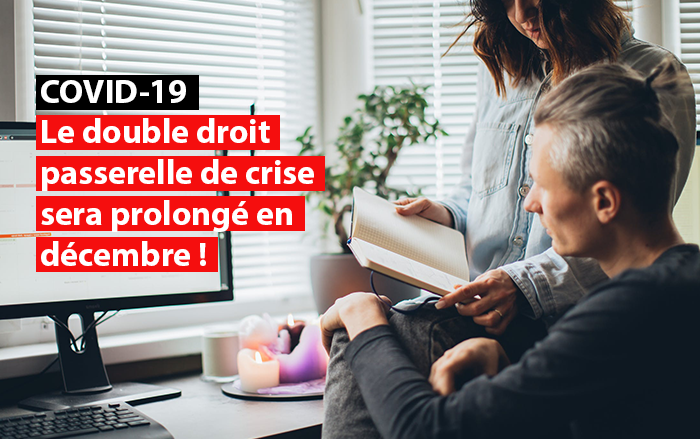 double droit passerelle de crise prolonge decembre sdi federation independants syndicat