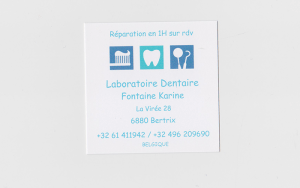 karine fontaine laboratoire dentaire bertrix