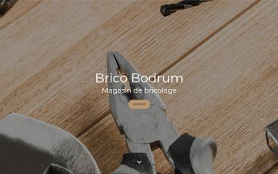 Brico Bodrum – Quincaillerie/Bricolage – 1090 Jette