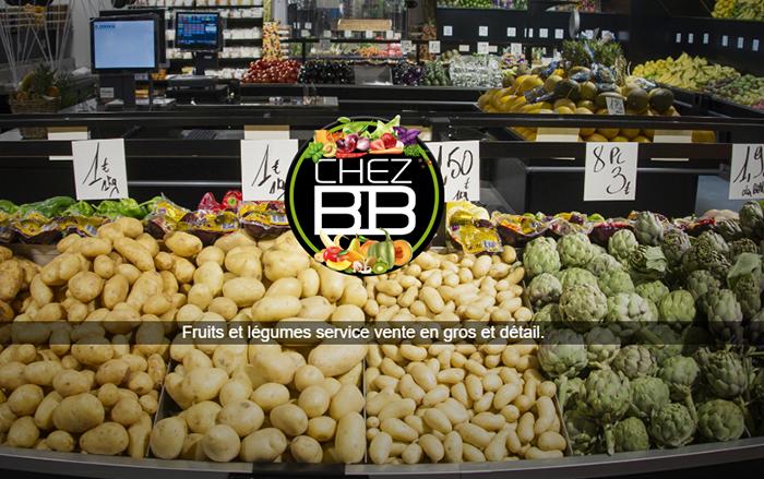 Chez BB – Fruits et légumes – 1080 Bruxelles
