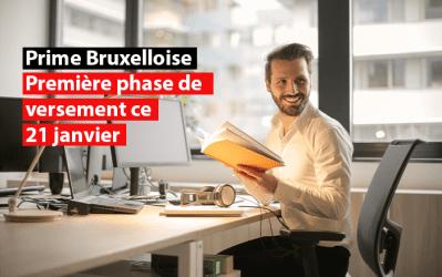 Premiers versements de prime pour les commerces bruxellois non-essentiels