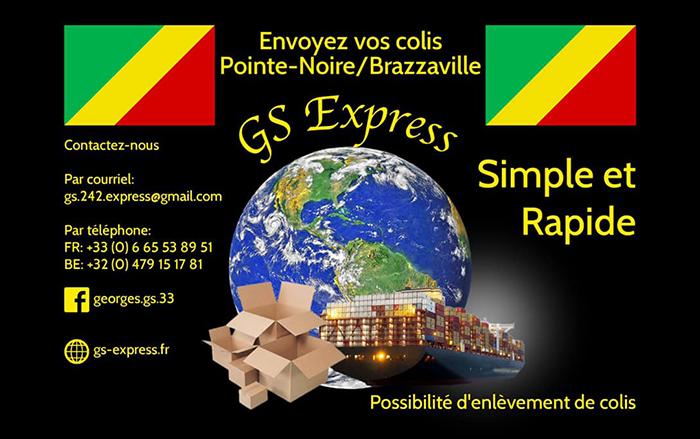 GS-EXPRESS – Transport maritime – 7700 Mouscron