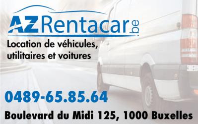 AZ Solutions Belgium – Location véhicules – 1000 Bruxelles