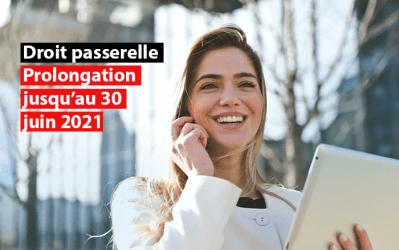 Droit passerelle des indépendants : prolongation jusqu'au 30 juin 2021