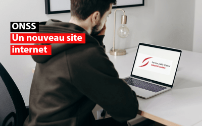 ONSS : un nouveau site internet