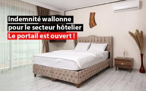indemnite wallonne pour le secteur hotelier