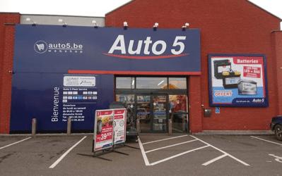 Auto 5 – entretien et réparation – 5030 Gembloux
