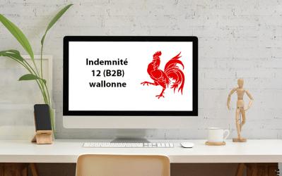 Wallonie : la plate-forme d'indemnité 12 (B2B) ouvrira le 16 juin