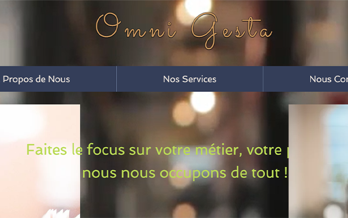 Omni Gesta – Conseils pour entreprises – 7040 Quévy-le-Grand