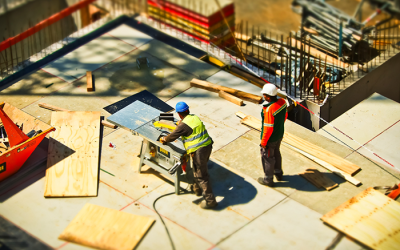Construction : organisation du temps de travail