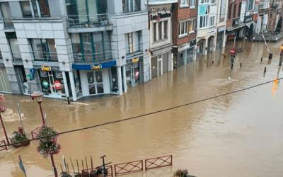 Inondations : des aides pour les indépendants