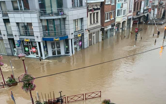 Inondations Des aides pour les indépendants