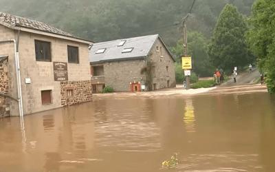 Inondations : le SDI réclame des mesures d'aide d'urgence en faveur des commerçants et entreprises sinistrés