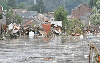 """Wallonie : un prêt """"Urgence Inondations"""" à 0% pour les indépendants"""