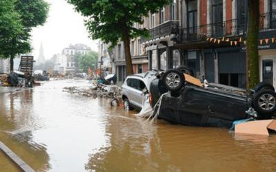 Inondations : un prêt wallon 0% « urgence-inondations » pour les indépendants sinistrés