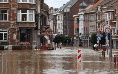 Statut social des indépendants : mesures d'aide pour les indépendants touchés par les inondations