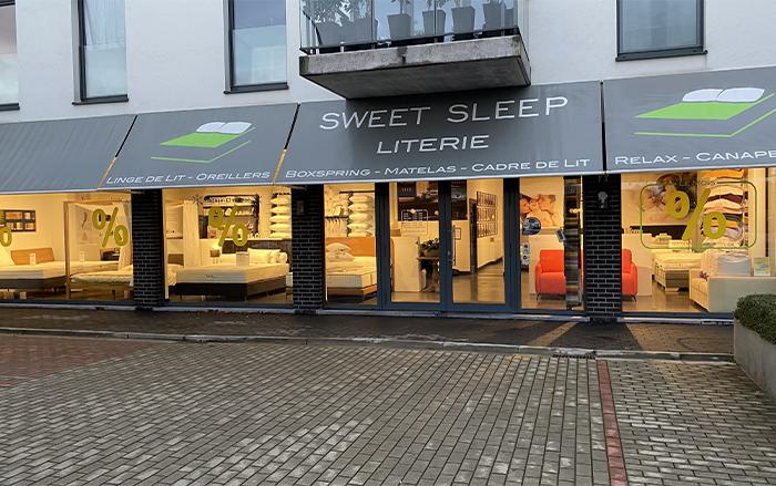 Sweet Sleep – Literie – 1410 Waterloo